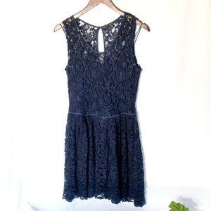 Theory Lace Evening Dress